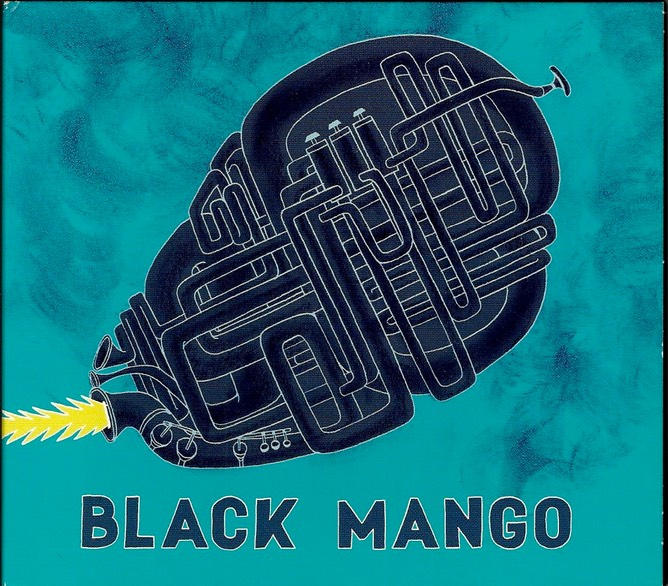 Black Mango album cover